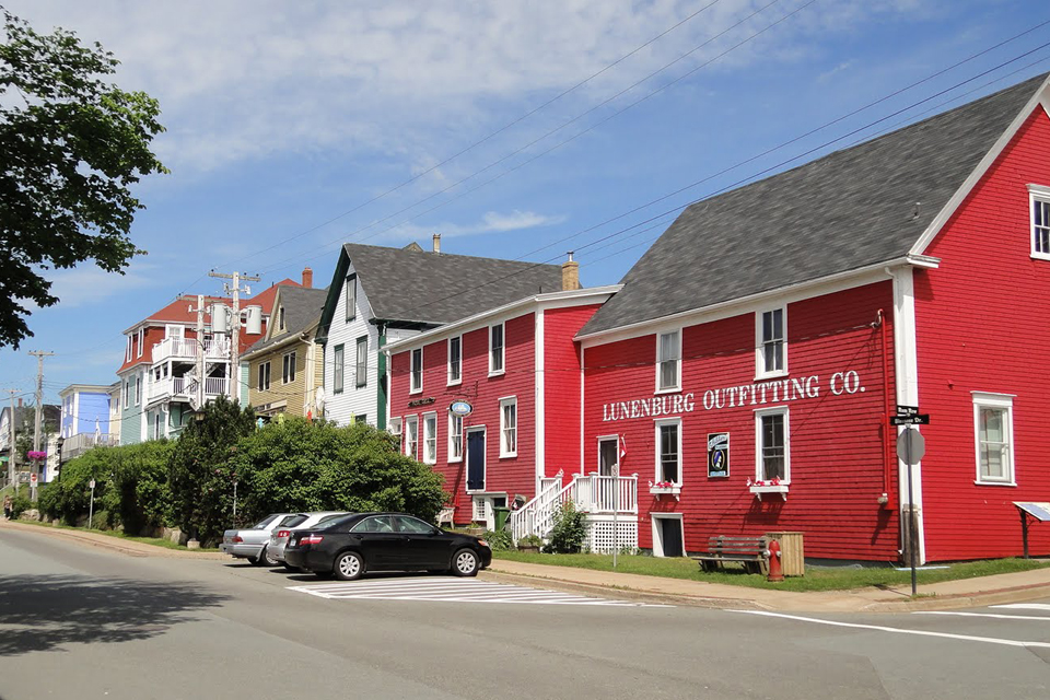 Lunenburg & the South Shore